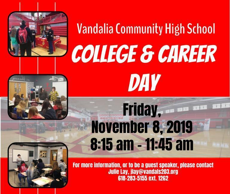 2nd Annual College & Career Day at VCHS